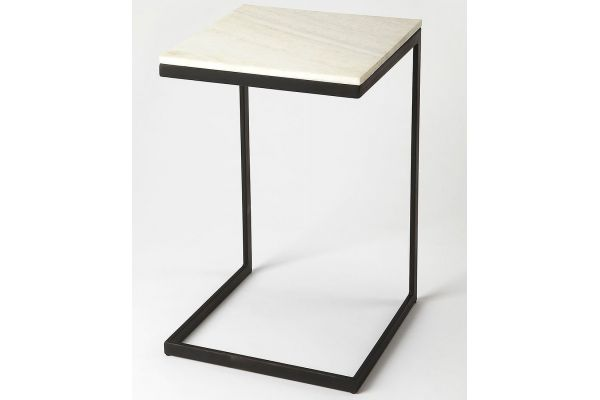 Large image of Butler Specialty Company Lawler Black End Table - 9349295