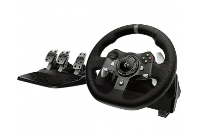 Logitech - 941-000121 - Video Game Racing Wheels, Flight Controls, & Accessories