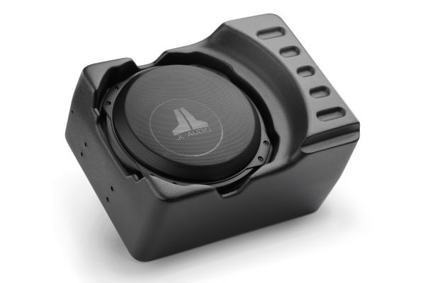JL Audio Stealthbox For 2015-Up Honda Pioneer 500 - SB-H-PIO5/10TW3
