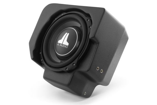 JL Audio Stealthbox For 2015-Up Honda Pioneer 1000 - SB-H-PIO1K/10TW3