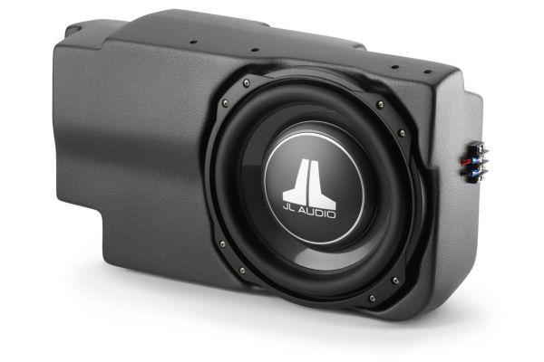 JL Audio Stealthbox For 2014-2018 Polaris RZR 4 900, 900XC, XP 1000 & XP4 1000 - SB-POL-RZG2R/10TW3