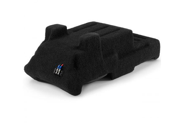 JL Audio Stealthbox For 2014-Up Chevrolet Silverado / GMC Sierra - SB-GM-3GSLVCNSL/10TW1