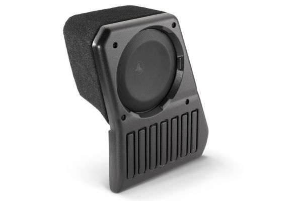 Large image of JL Audio Stealthbox For 2018-Up Jeep Wrangler Unlimited (Driver Side) - SB-J-JL4DDRV/10TW1-2