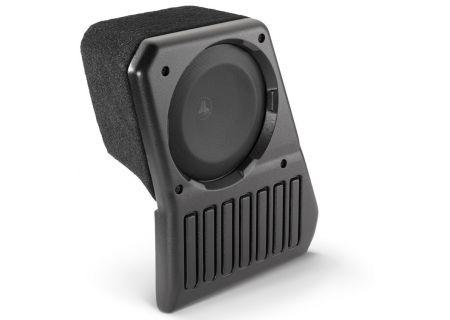 JL Audio Stealthbox For 2018-Up Jeep Wrangler Unlimited (Driver Side) - SB-J-JL4DDRV/10TW1-4