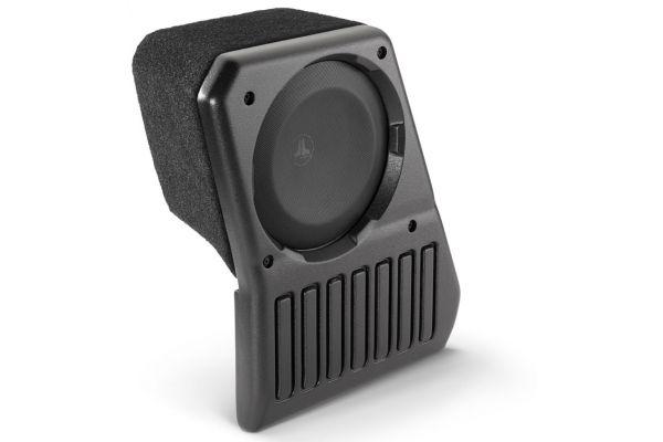 Large image of JL Audio Stealthbox For 2018-Up Jeep Wrangler Unlimited (Driver Side) - SB-J-JL4DDRV/10TW1-4