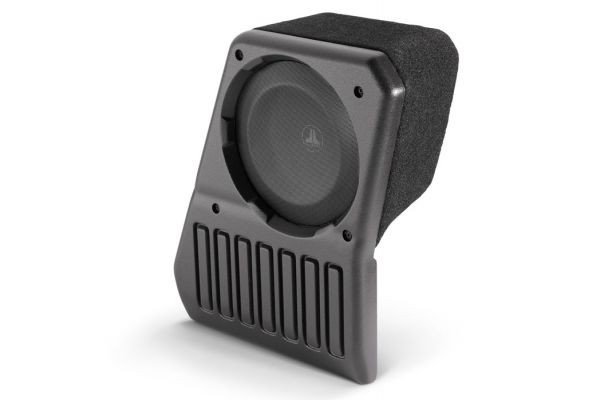 JL Audio Stealthbox For 2018-Up Jeep Wrangler Unlimited (Passenger Side) - SB-J-JL4DPAS/10TW1-4