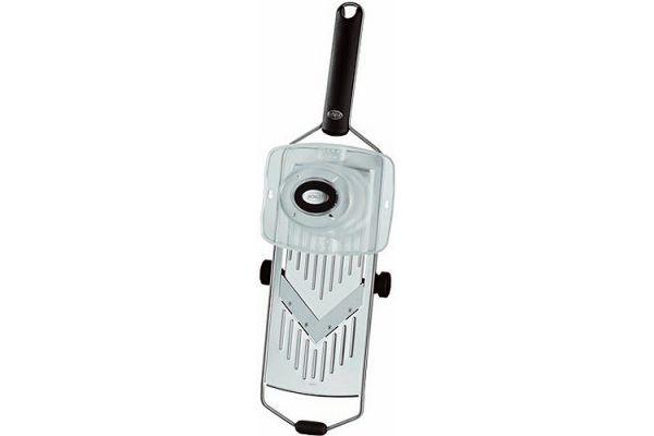 Rosle Adjustable V-Slicer With Vegetable Grip - 95095