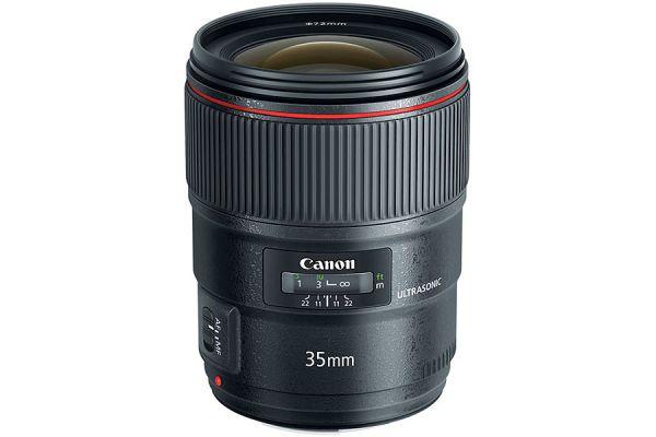 Large image of Canon EF 35mm f/1.4L II USM Lens - 9523B002