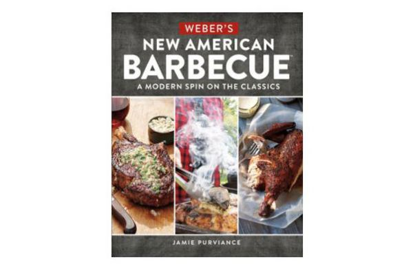 Weber New American Barbecue Cookbook - 9554