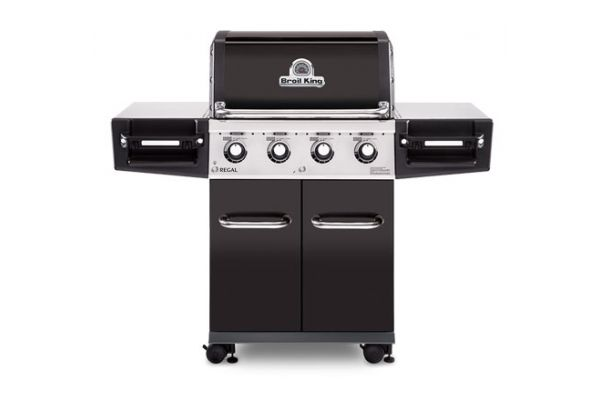 Large image of Broil King  Regal 420 Pro Black Liquid Propane Gas Grill - 956214