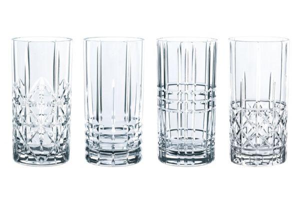 Riedel Nachtmann Highland 4-Piece Longdrink Glass - 97784