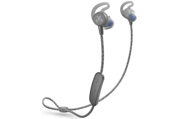 Large image of Jaybird Tarah Pro Gray Wireless Sport Headphones - 985-000824