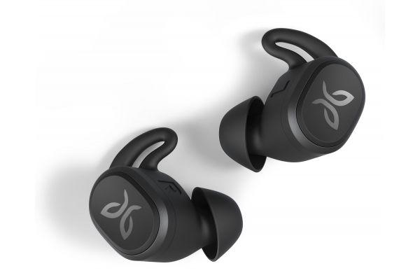 Large image of Jaybird Black Vista Totally Wireless Sport Earbud Headphones - 985-000865