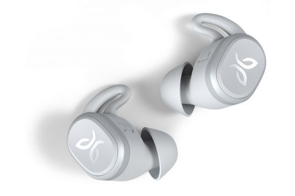 Large image of Jaybird Grey Vista Totally Wireless Sport Earbud Headphones - 985-000866