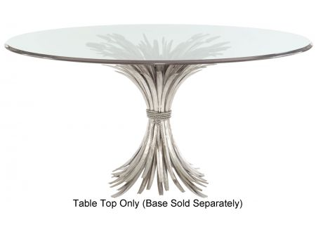 "Bernhardt 54"" Round Glass Table Top - 998-054P"