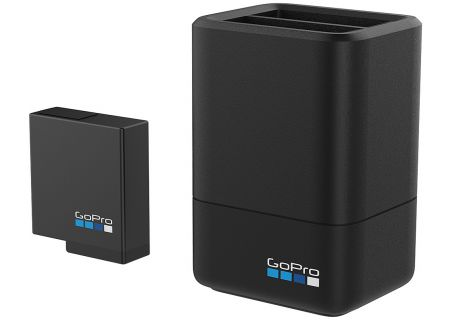 GoPro Dual Battery Charger + Battery For HERO5 Black - AADBD-001