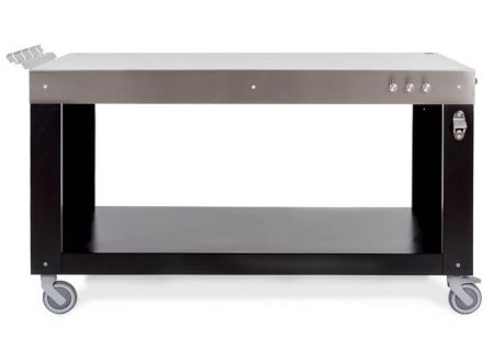 "Alfa 51"" Stainless Steel Multi-Functional Base - ACTAVO130"