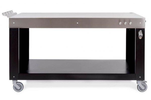 "Alfa 51"" Stainless Steel Multi-Functional Base - ACTAVO130"