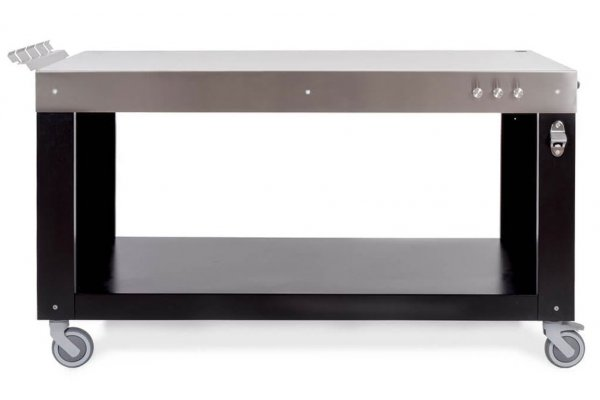 "Large image of Alfa 51"" Stainless Steel Multi-Functional Base - ACTAVO130"