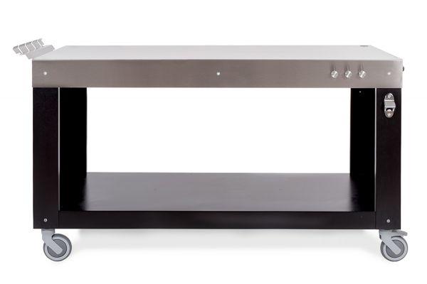 "Large image of Alfa 63"" Stainless Steel Multi-Functional Base - ACTAVO-160"