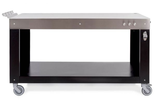 "Large image of Alfa 75"" Stainless Steel Multi-Functional Base - ACTAVO190"