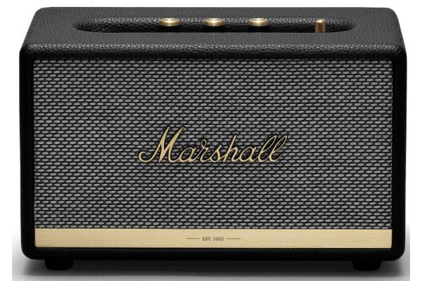 Marshall Acton II Black Bluetooth Speaker - 1002481