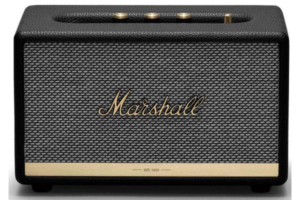Large image of Marshall Acton II Black Bluetooth Speaker - 1002481