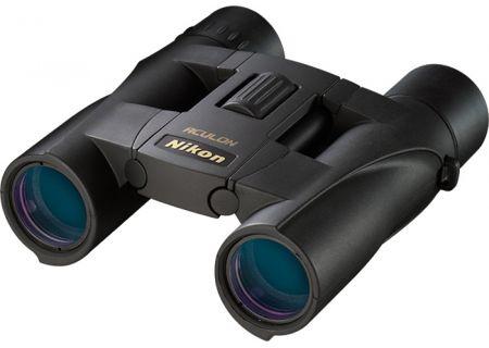 Nikon ACULON A30 10x25 Black Binoculars - 8263