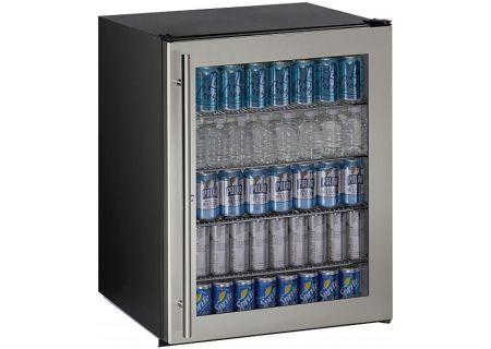 U-Line - U-ADA24RGLS-13B - Compact Refrigerators