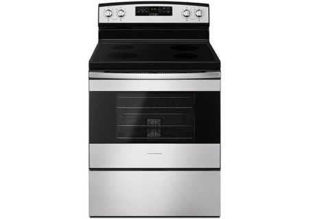 "Amana 30"" Stainless Steel Freestanding Electric Range - AER6303MFS"