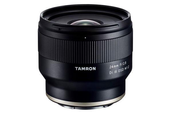 Tamron 24mm F/2.8 Di III OSM M1:2 Prime Lens For Sony FE - AFF051S-700