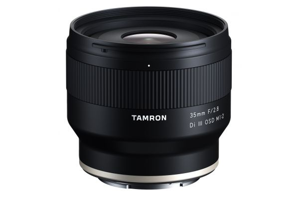 Large image of Tamron 35mm F/2.8 Di III OSM M1:2 Prime Lens For Sony FE - AFF053S-700