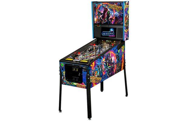 Stern Pinball Guardians Of The Galaxy Pinball Machine - AGSGOTGP