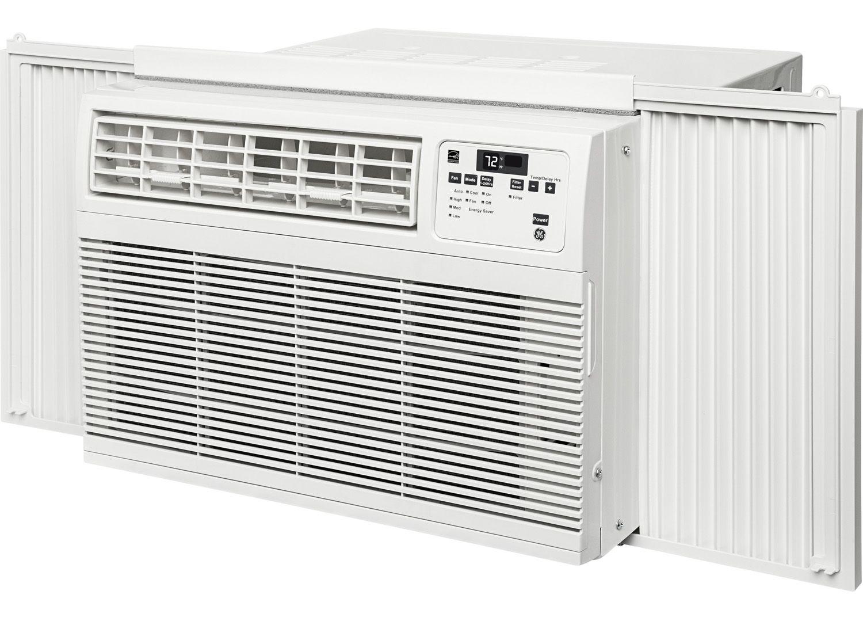 Ge 10 000 Btu 12 2 Eer 115v Window Air Conditioner Ahm10aw