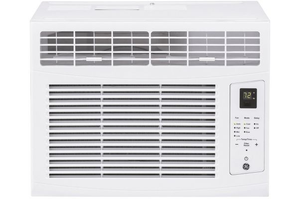 Large image of GE 6,000 BTU 11.0 EER 115V Window Air Conditioner - AHQ06LZ