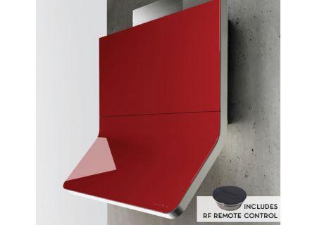 "Zephyr 36"" Red Horizon Wall Hood - AHZ-M90ARX"