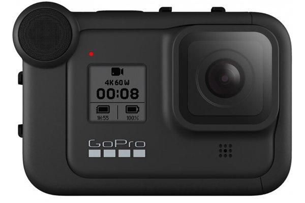 Large image of GoPro Media Mod For HERO8 Black - AJFMD-001