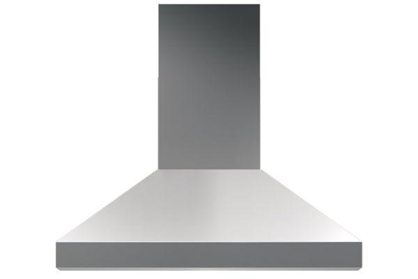 "Large image of Zephyr Titan Pro 42"" Stainless Steel Island Hood - AK7742AS"