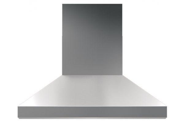"Large image of Zephyr Titan Pro 48"" Stainless Steel Island Hood - AK7748AS"