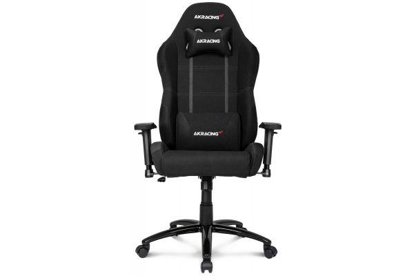 Large image of AKRacing Core Series Black EX Gaming Chair - AK-EX-BK