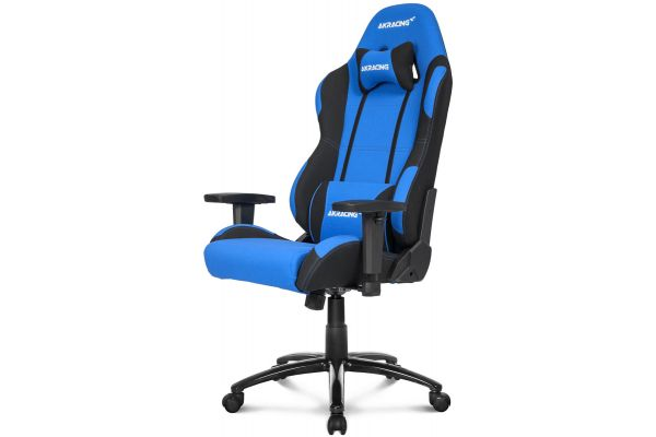 AKRacing Core Series Blue EX Gaming Chair - AK-EX-BL/BK