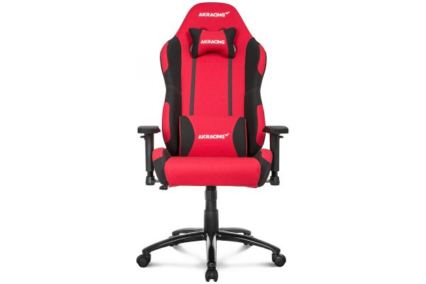 AKRacing Core Series Red EX Gaming Chair - AK-EX-RD/BK