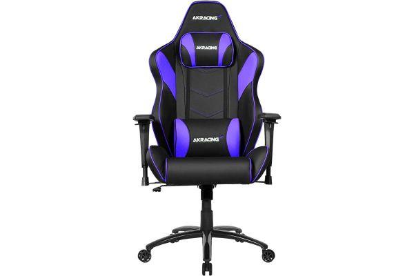 Large image of AKRacing Core Series Indigo LX Plus Gaming Chair - AK-LXPLUS-IN