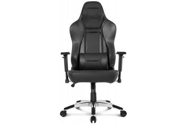 AKRacing Office Series Black Obsidian Chair - AK-OBSIDIAN