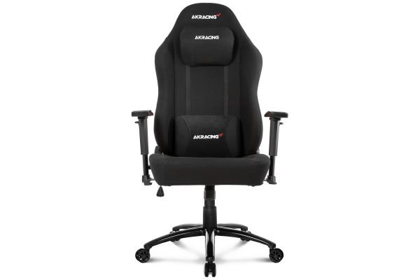 Large image of AKRacing Office Series Black Opal Chair - AK-OPAL
