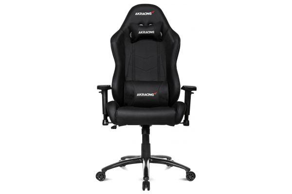 Large image of AKRacing Core Series Black SX Gaming Chair - AK-SX-BK