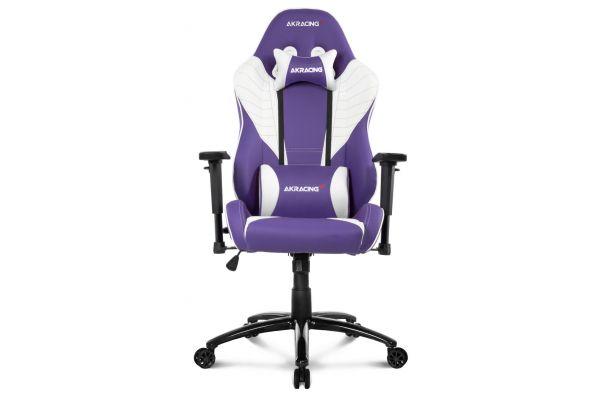 Large image of AKRacing Core Series Lavender SX Gaming Chair - AK-SX-LAVENDER