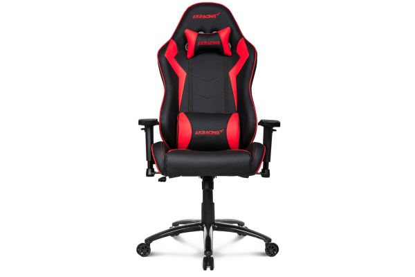 Large image of AKRacing Core Series Red SX Gaming Chair - AK-SX-RD
