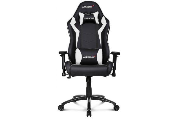 AKRacing Core Series White SX Gaming Chair - AK-SX-WT