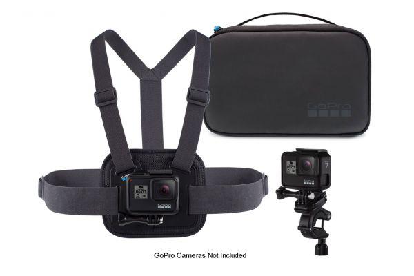 Large image of GoPro Sports Kit For HERO Action Camera - AKTAC-001